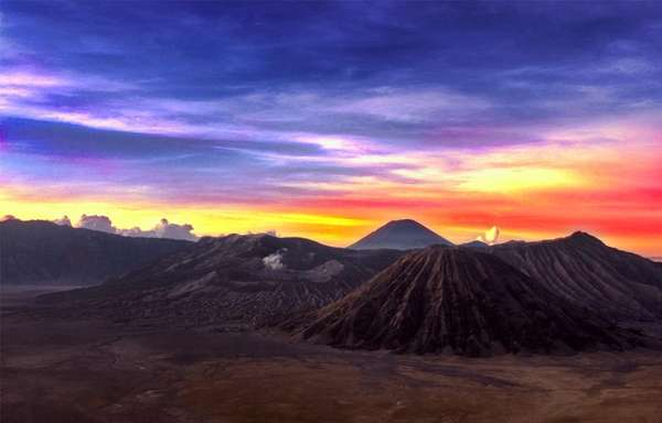 Bromo Descriptive Text Snoyadihnif